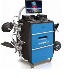 Alineadora 3D Modelo: TD 3000